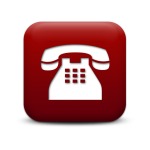 128683-simple-red-square-icon-business-phone-solid