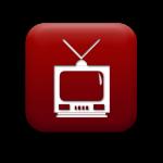 red-square-icon-tv